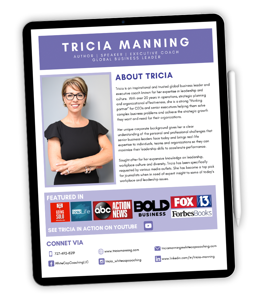 Tricia Manning Youtube Channgel
